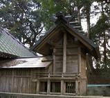 鏑木神社本殿