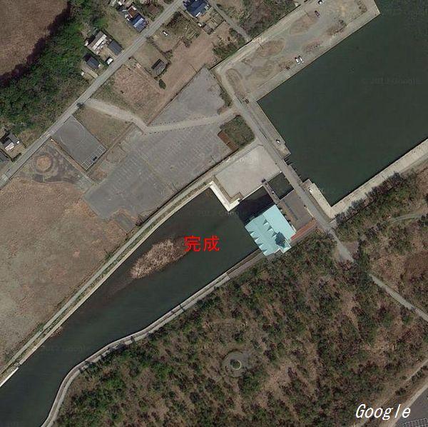 東部排水機場2