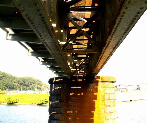 小糸川鉄橋3