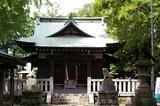 小杉神社拝殿