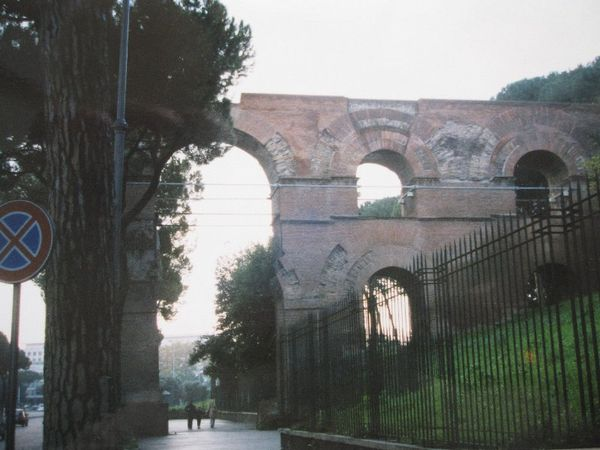 9 ローマ水道橋