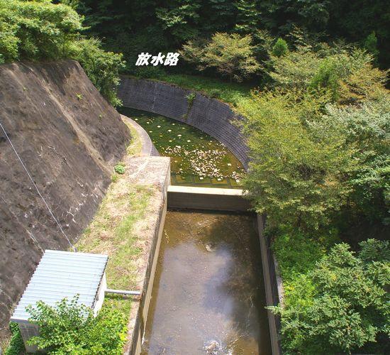 第二奥谷ダム6