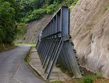 落石防護柵2