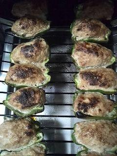 s-魚焼グリル肉詰KIMG0709