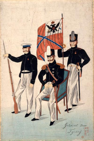 Putyatin_Nagasaki_1853