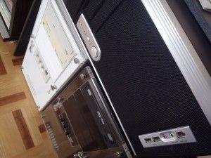 パソコンとテレビ