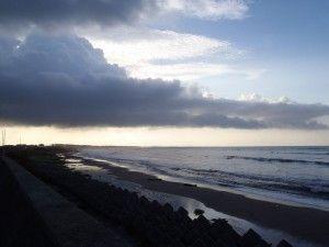 2012-08-30 早朝ライド 脇本漁港から天王方面に向けて