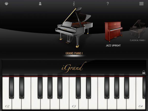 ピアノの響きが大好きです