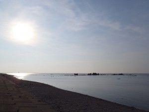 2012-08-28 早朝ライド 鵜ノ崎海岸