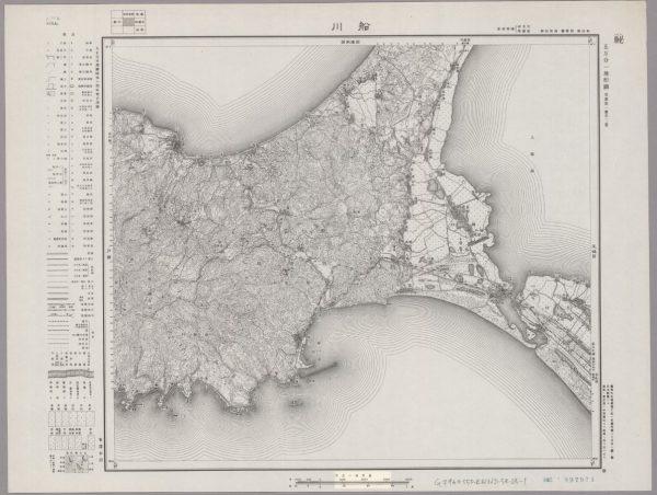 古地図から読み解く歴史