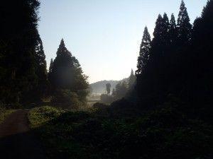 2012-08-21 早朝ライド 茶臼峠