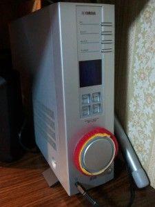 デスクトップサウンド環境、再構築 RP-U100とか