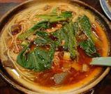 池袋の中国家庭料理の店・陽(ヤン)の牛すじ麺