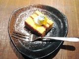 黒尊デザート