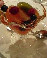 東京丸の内 トキア(TOKIA) VIRON フルーツサラダ