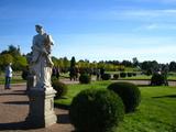 ピョートル大帝夏の宮殿 上の庭園