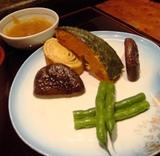 横浜ロイヤルパークホテル 鉄板焼 よこはま 野菜