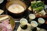 銀座 水炊き あまくさ 幻の水炊き1