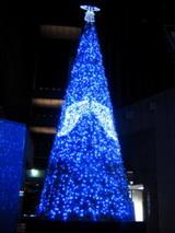西武有楽町クリスマスツリー