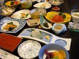 西伊豆 戸田(へだ) 御宿きむらや つわぶき亭 朝食