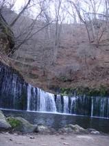 軽井沢 白糸の滝1