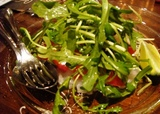 銀座 ローマイヤ サラダ