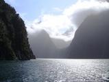 ニュージーランド ミルフォードサウンド4