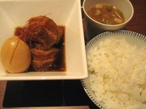 ひょうき 豚各煮