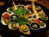 六本木 いち 前菜の山菜