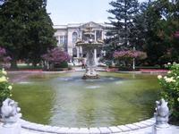 ドルマバフチェ宮殿庭