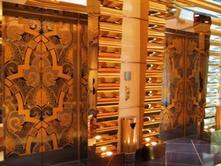 バージュアルアラブ エレベーター