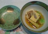 """横浜 上大岡 懐石""""花里"""" 煮物"""