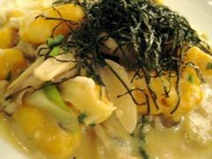 eat more greens ニョッキ