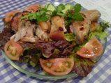 ベトナム料理 蒲田 ミレイ 鶏肉のグリル