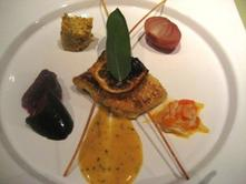 BURGAZ ADA 魚料理