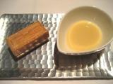 carta bianca 軽い前菜
