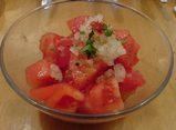 横浜 TOP'S(トップス) ランチのサラダ