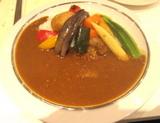 Agnes Cafe野菜カレー