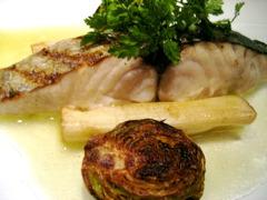 ambiance お魚料理