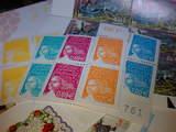 外国の切手�