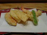 丸の内天ぷら菊亭(天ぷら盛り合わせ)