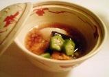 北海道十勝川温泉 旅館 三余庵 煮物