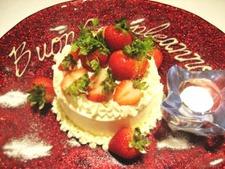 carta bianca ケーキ