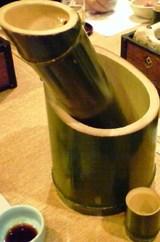 横浜 上大岡 福ろく寿 湯波 とうふ 竹酒