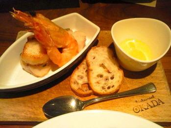 広尾 レストラン オカダ ブイヤベース2