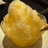 白金高輪 小麦 カキ氷