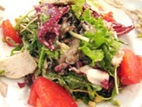 eat more greens サラダ
