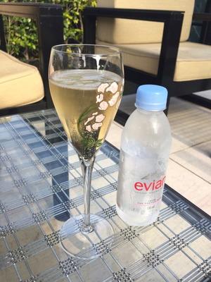 ル ジャルダン ドゥ ツイード シャンパン