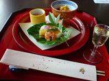 横浜ロイヤルパークホテル 四季亭 先付 前菜