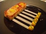 帝国ホテル レセゾン 前菜